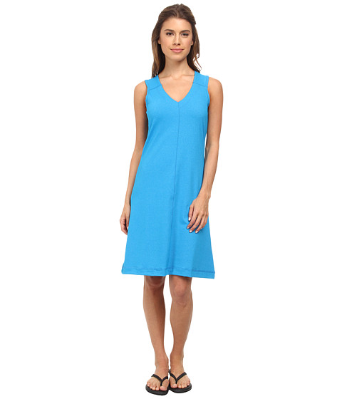 KAVU - Eve Dress (River Blue) Women's Dress