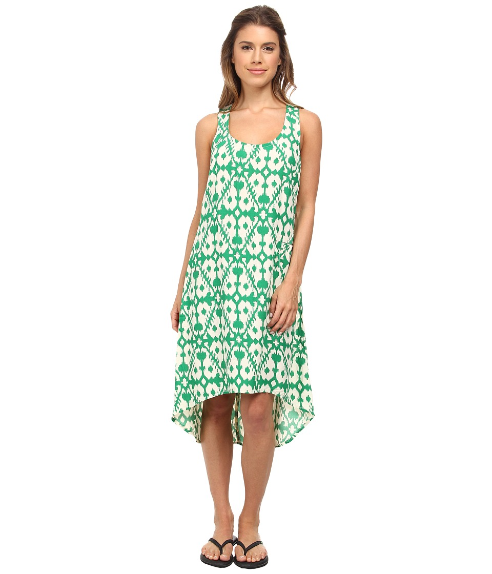 KAVU - Jocelyn Dress (Evergreen) Women