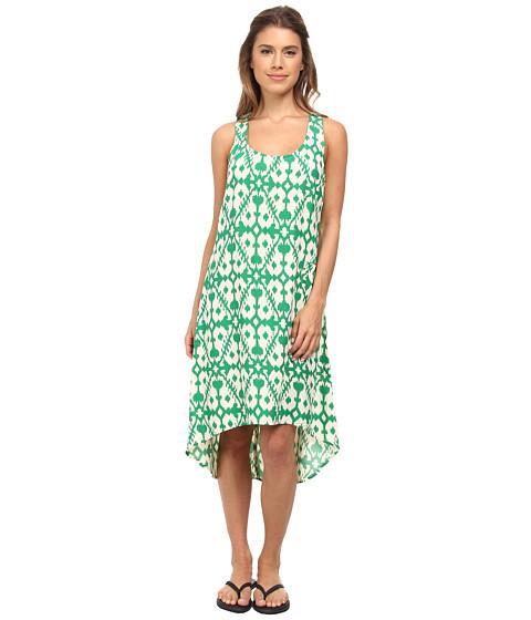 KAVU - Jocelyn Dress (Evergreen) Women's Dress