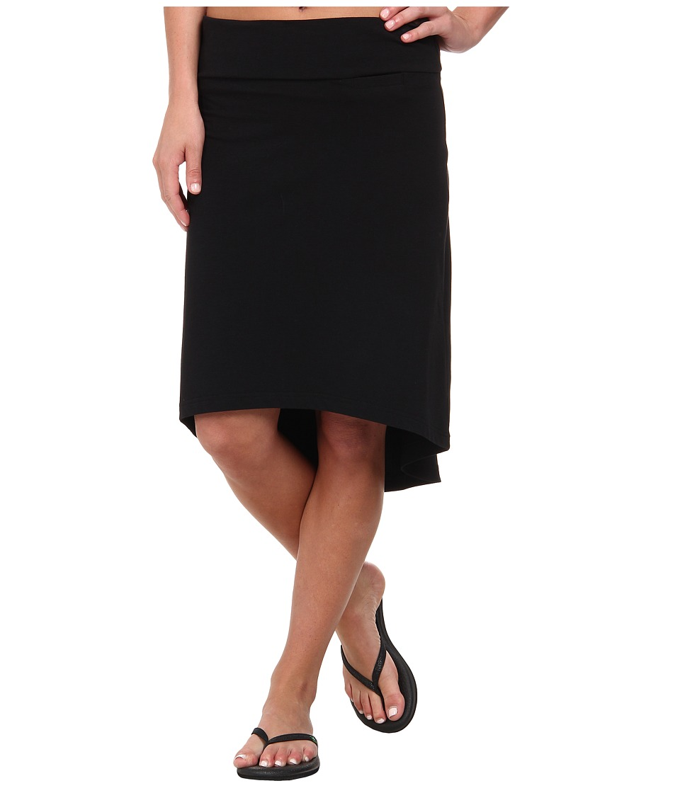 KAVU - Stella Skirt (Black) Women's Skirt