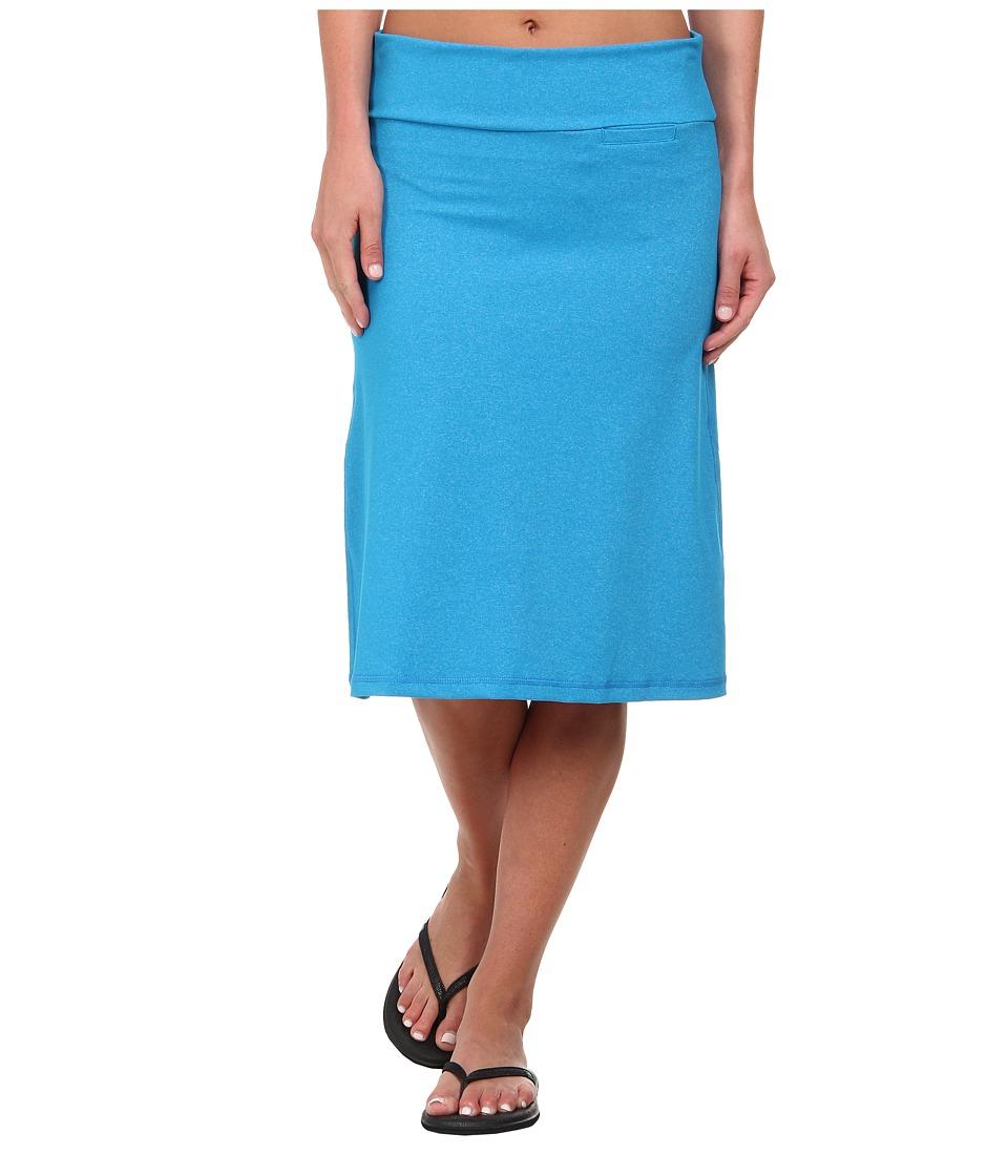 KAVU - Penny Skirt (River Blue) Women's Skirt