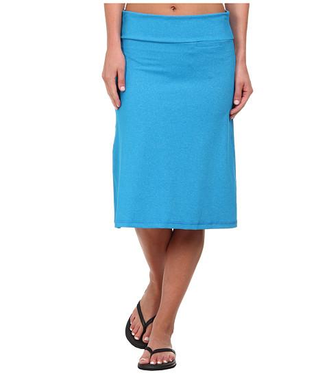 KAVU - Penny Skirt (River Blue) Women