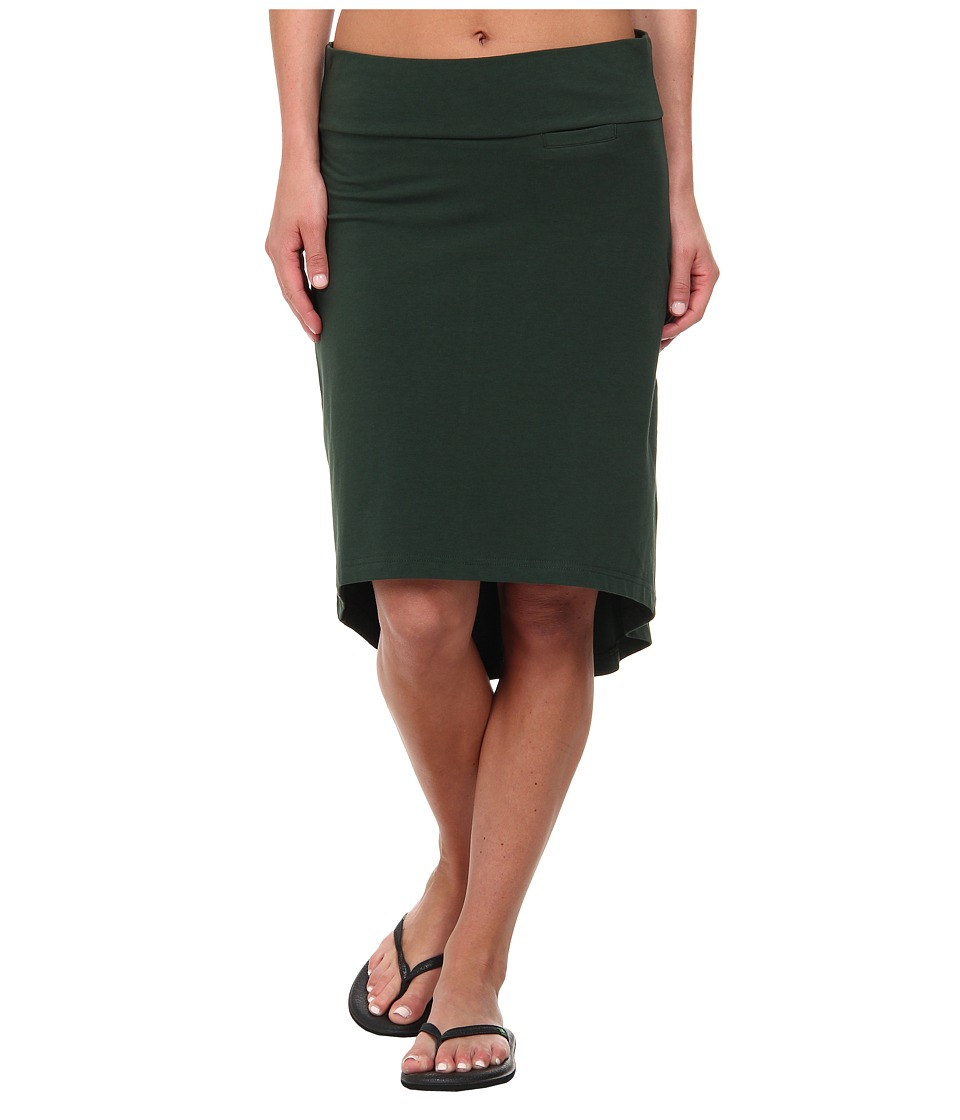 KAVU - Stella Skirt (Hunter Green) Women's Skirt