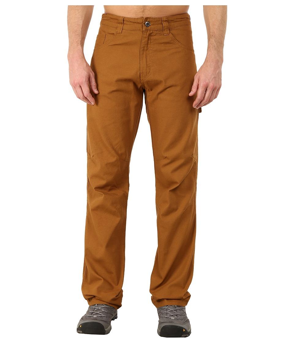 Patagonia - Utility Duck Pant - Long (Bear Brown) Men's Casual Pants