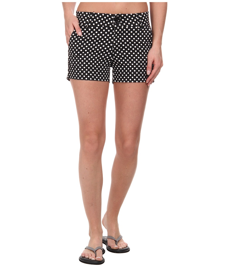 KAVU - Catalina Short (Black Dots) Women's Shorts