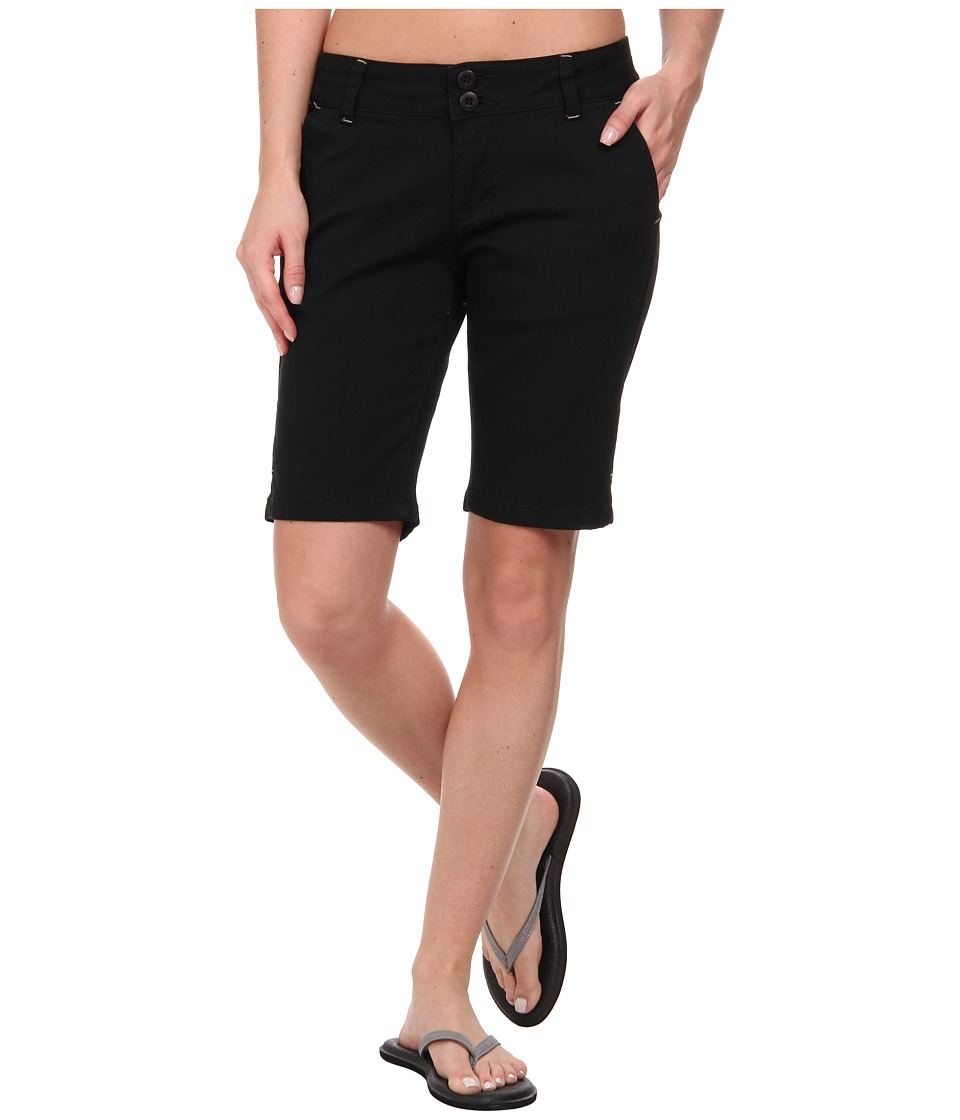 KAVU - Phoebe Short (Black Smoke) Women