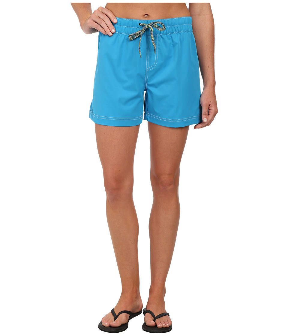 KAVU - Kamea Short (River Blue) Women's Shorts