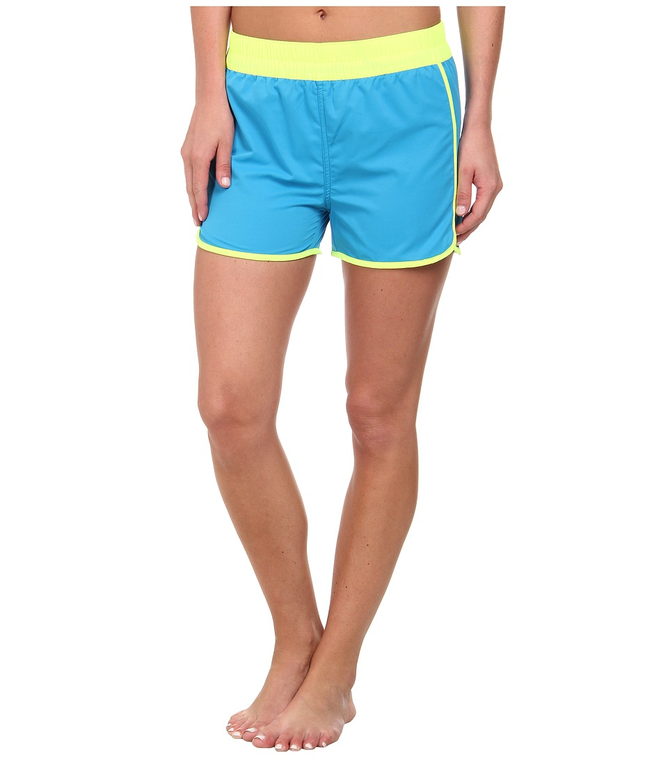 KAVU - Nalani Short (Blue Surf) Women's Shorts