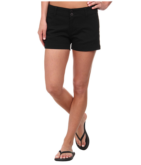 KAVU - Catalina Short (Black Smoke) Women