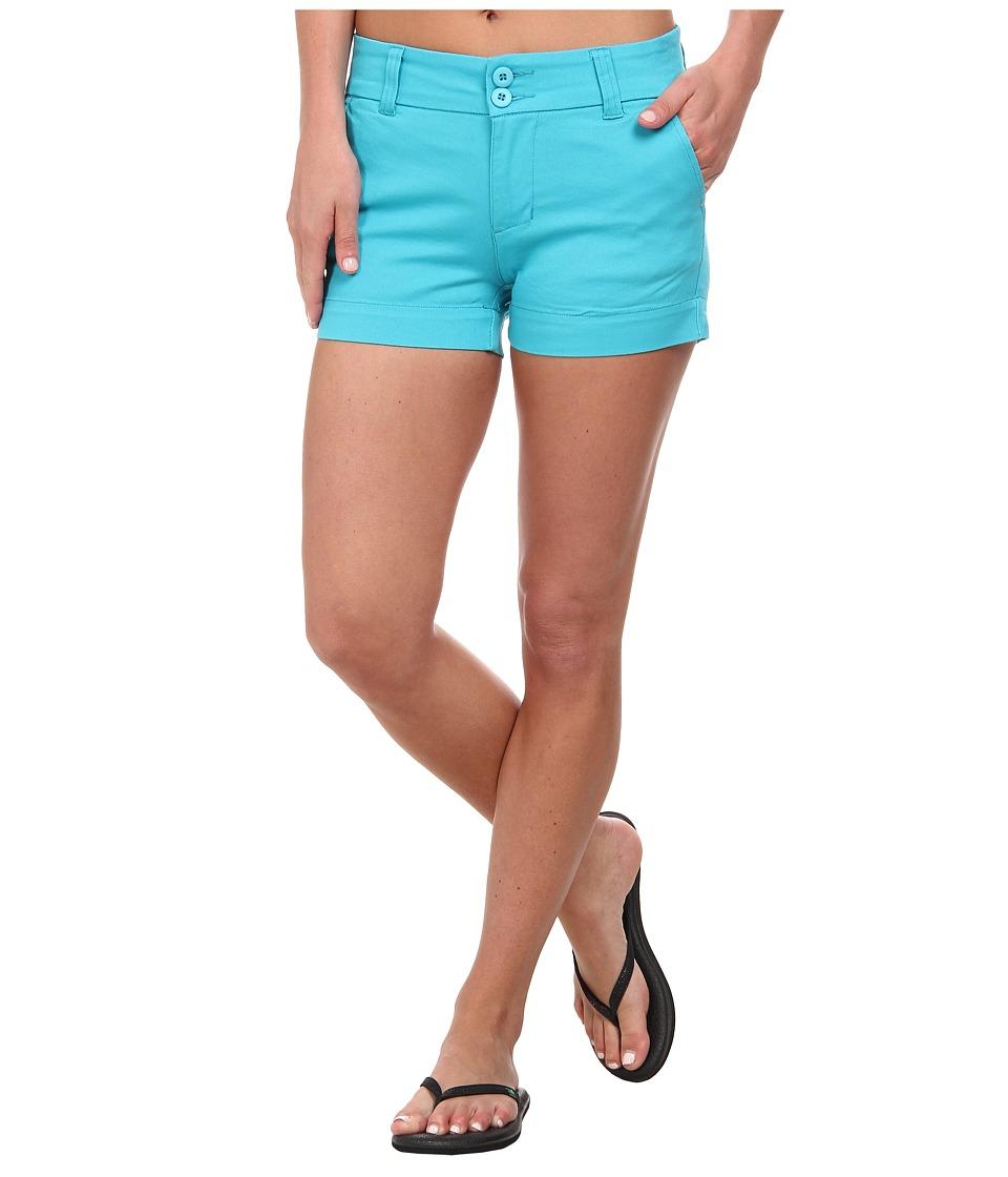 KAVU - Catalina Short (Scuba Blue) Women