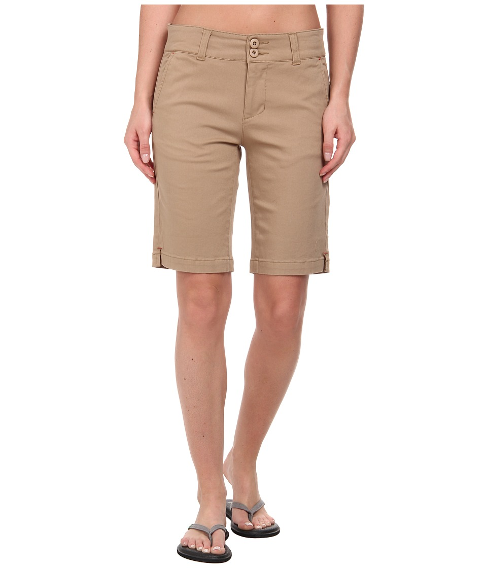 KAVU - Phoebe Short (Khaki) Women's Shorts