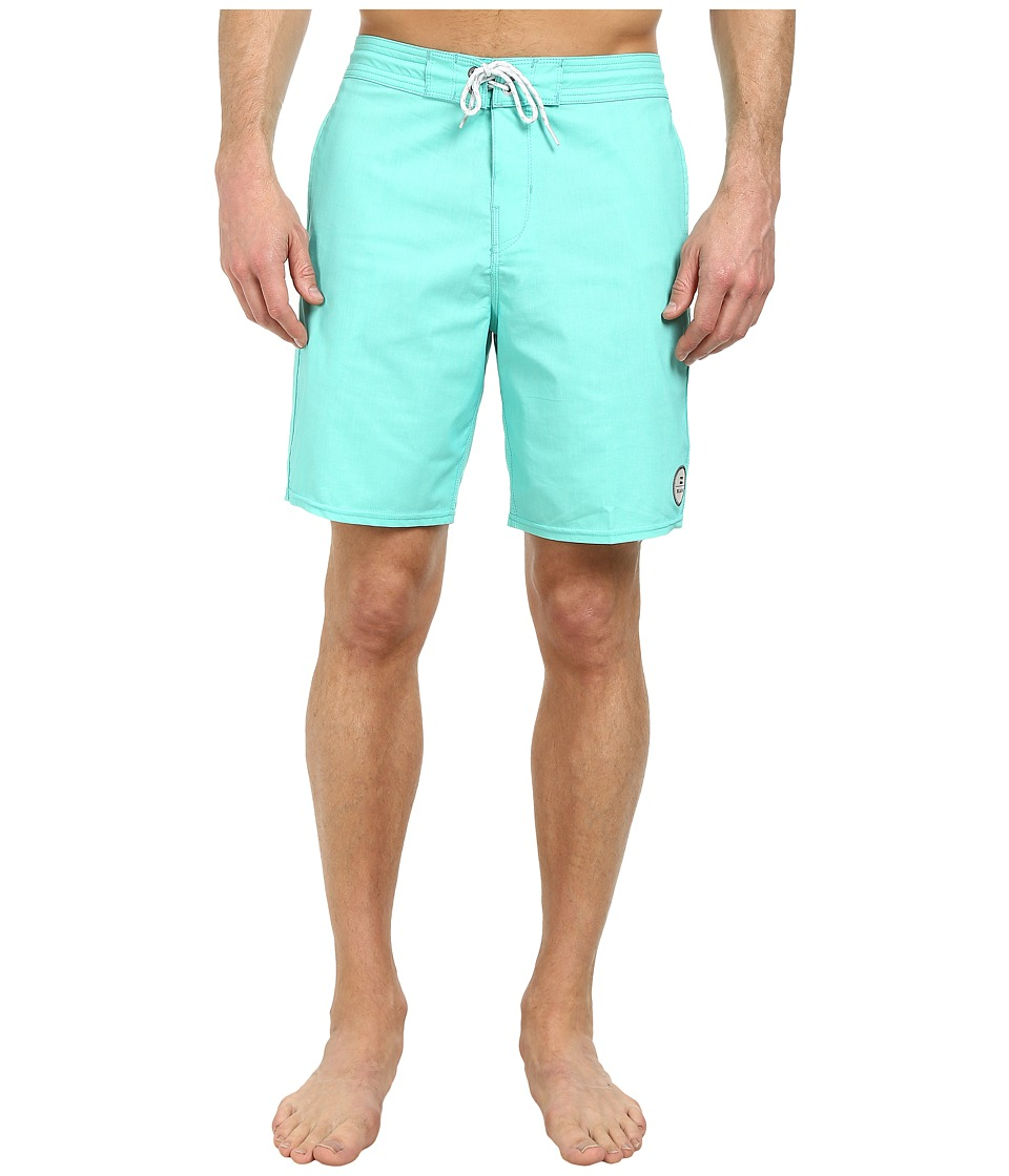Billabong - All Day Lo Tides 19 Boardshort (Mint) Men
