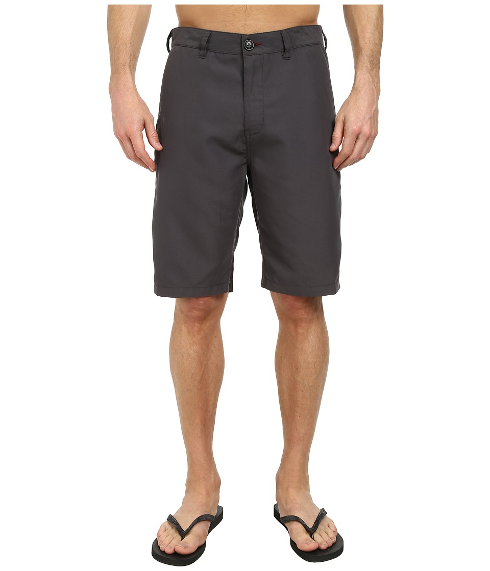 Billabong - Carter Hybrid Short (Asphalt) Men