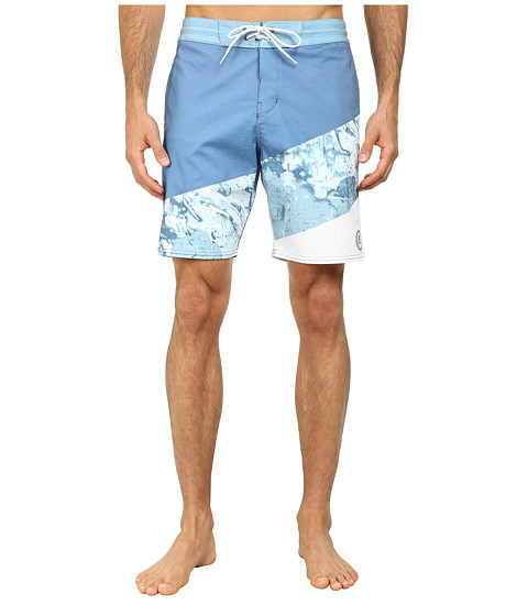 Billabong - Slice Lo Tides 19 Boardshort (Ice) Men's Swimwear