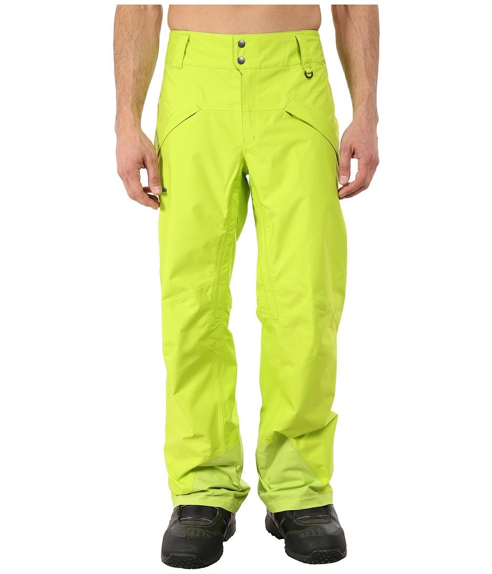 Patagonia - Snowshot Pant - Regular (Peppergrass Green) Men's Outerwear