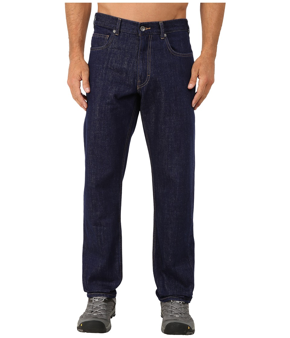 Patagonia - Regular Fit Jeans - Short (Dark Denim) Men's Jeans