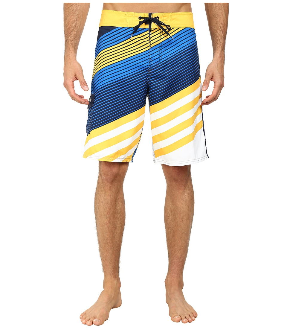 Billabong - Slice 21 Boardshort (Bright Blue) Men's Swimwear