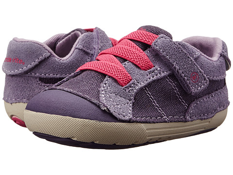 Stride Rite - SRT SM Skyler (Infant/Toddler) (Purple) Girls Shoes