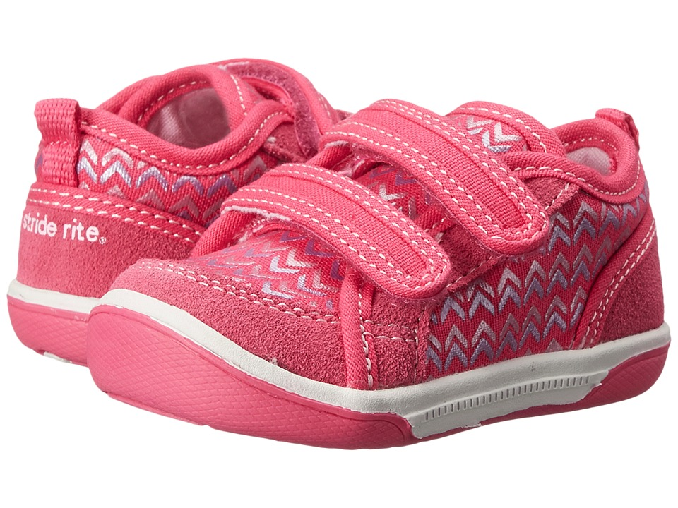 Stride Rite - Dalis (Toddler) (Pink) Girls Shoes