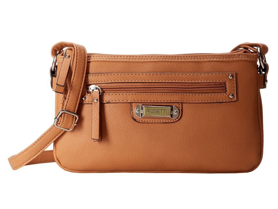 Rosetti - Jr Multiplex Maya Crossbody (Peanut Butter) Cross Body Handbags