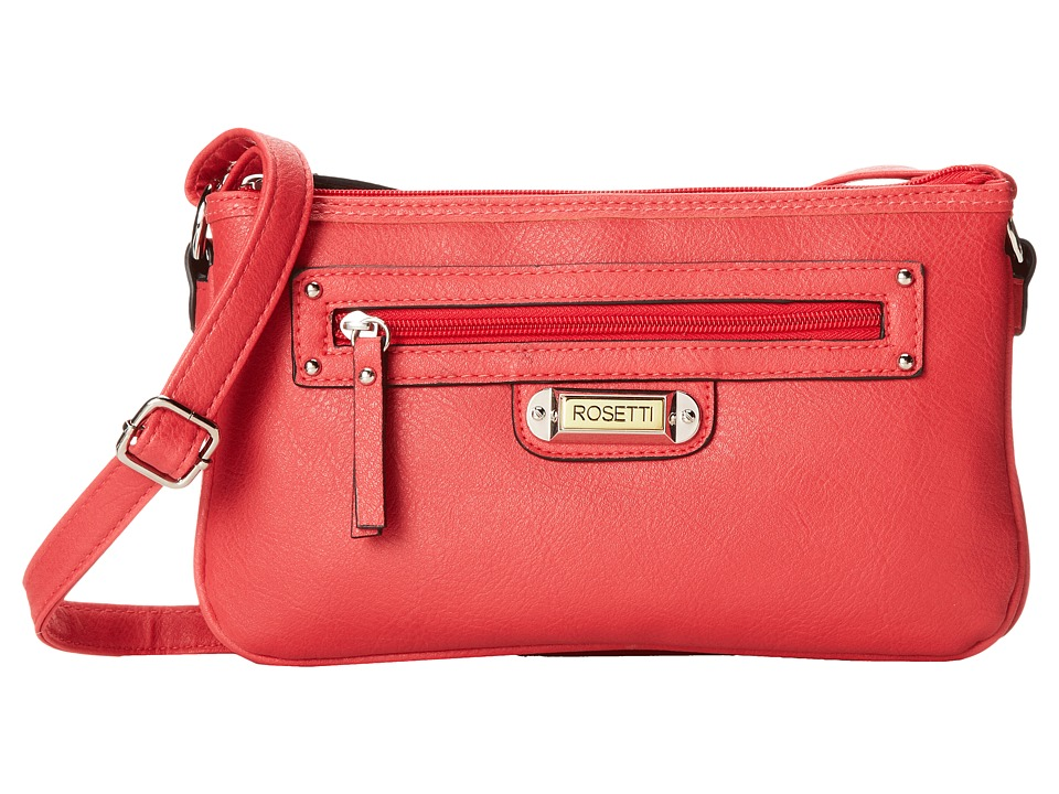 Rosetti - Jr Multiplex Maya Crossbody (Strawberry) Cross Body Handbags