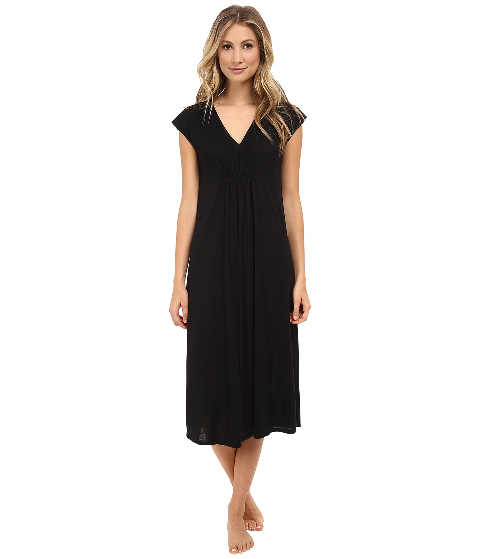 N by Natori - N Natori Gown 52 (Black) Women's Pajama