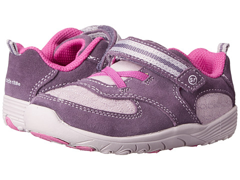 Stride Rite - SRT Kelsey (Toddler) (Purple) Girl