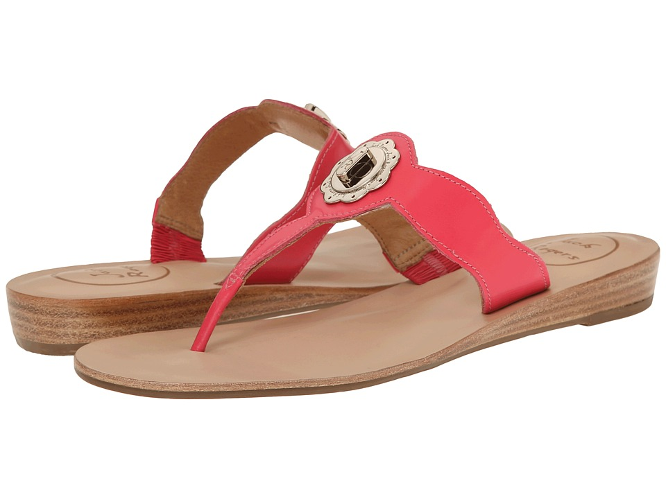 Jack Rogers - Larissa (Bright Pink) Women's Sandals