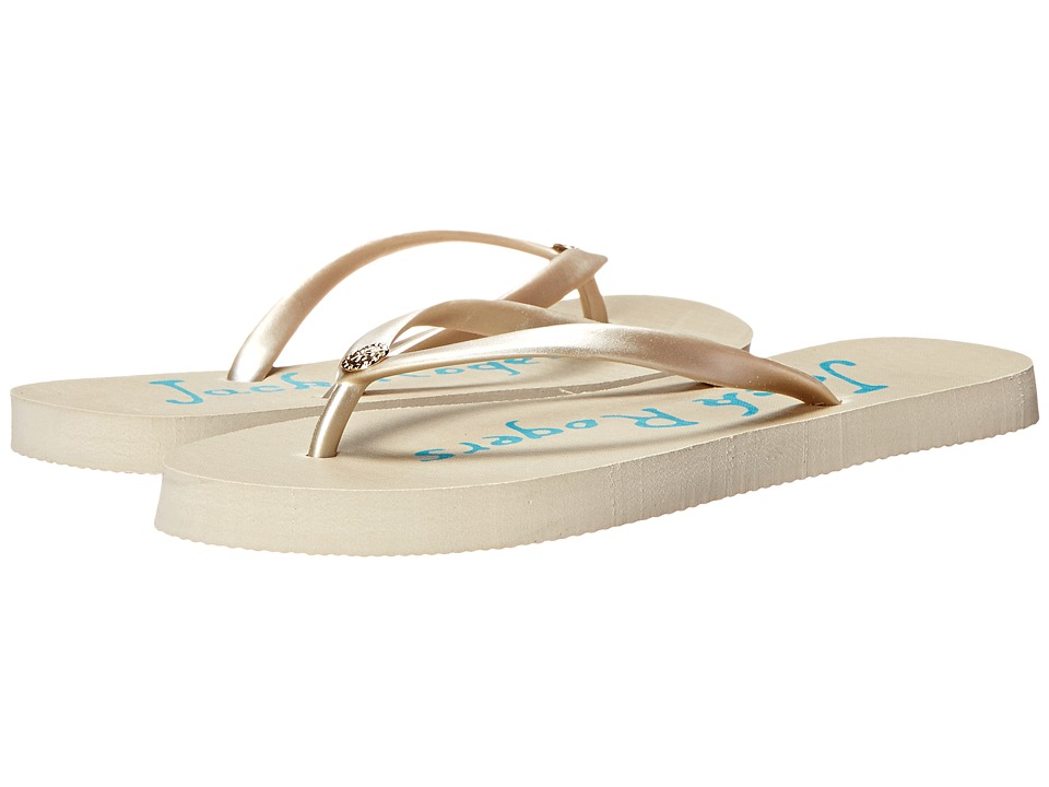 Jack Rogers - Skye (Platinum) Women's Shoes