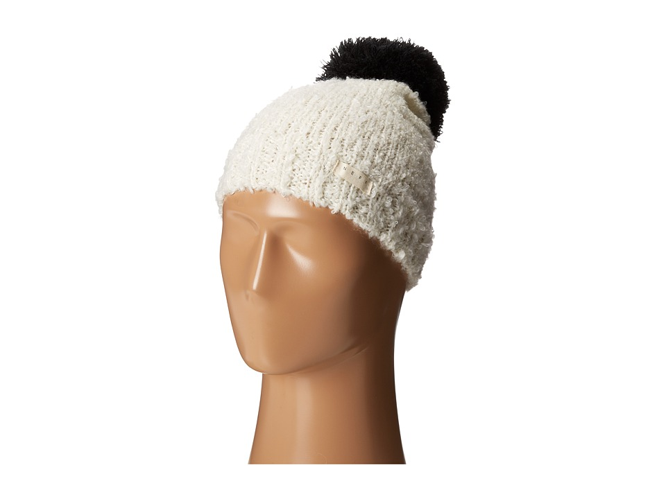 Neff - Brooklyn Beanie (White) Beanies