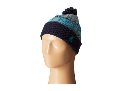 Neff - Division Beanie (Youth) (Navy) Beanies