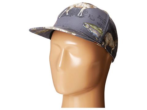 Neff - Prey Snapback (Charcoal) Caps