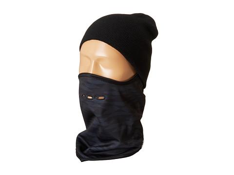 Neff - Lypsus Facemask (Black) Beanies