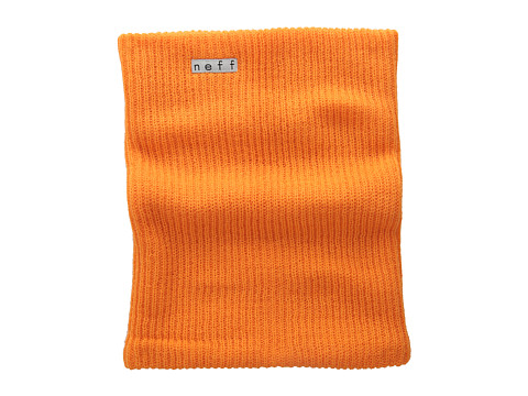 Neff - Daily Gaiter (Orange) Scarves