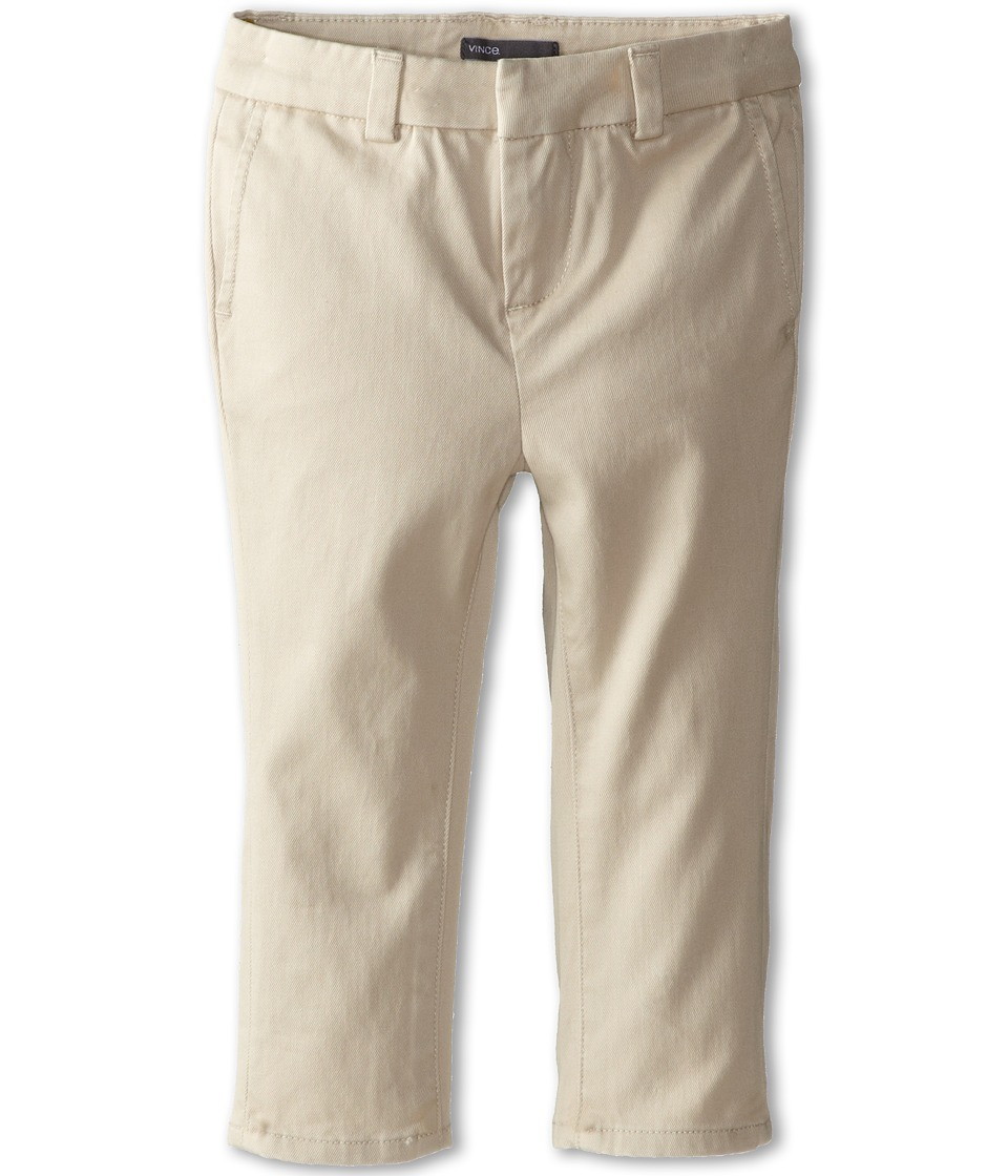 Vince Kids - Classic Chino (Infant) (Desert Sand) Boy's Casual Pants