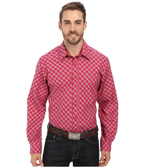 Cinch - Modern Fit Basic Plain Weave (Cranberry) Men