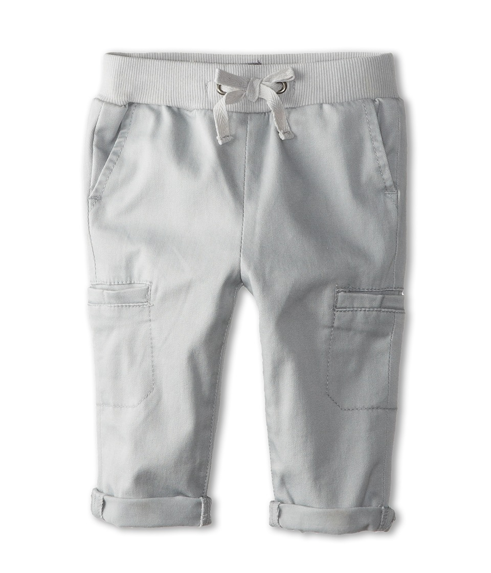Vince Kids - Pull On Cargo Trouser Pant (Infant) (Mist) Boy's Casual Pants