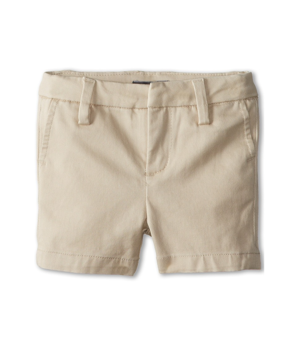 Vince Kids - Twill Trouser Short (Infant) (Desert Sand) Boy's Shorts