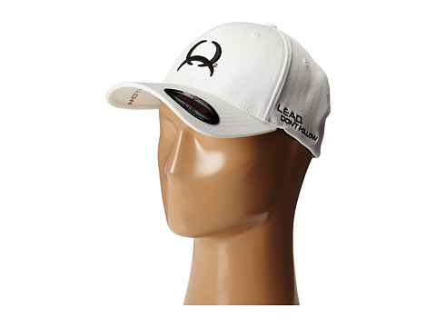 Cinch - Mid-Profile Athletic (White) Caps