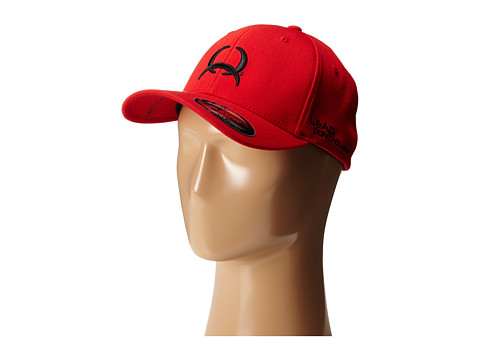 Cinch - Mid-Profile Athletic (Red) Caps