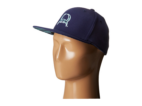 Cinch - Flat Bill High-Profile (Navy) Caps