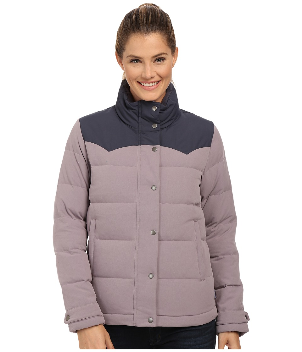Patagonia - Bivy Jacket (Rustic Purple) Women's Coat