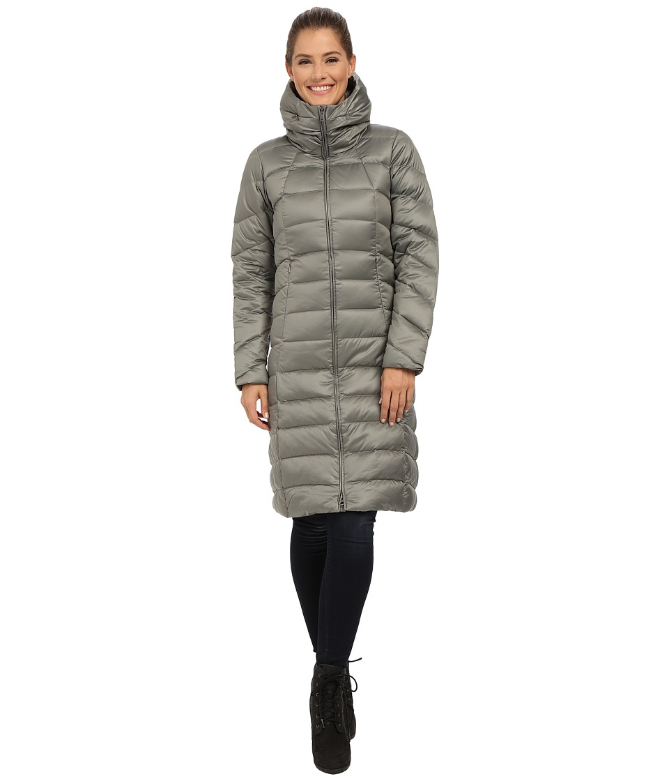 Patagonia - Downtown Loft Parka (Feather Grey) Women's Coat