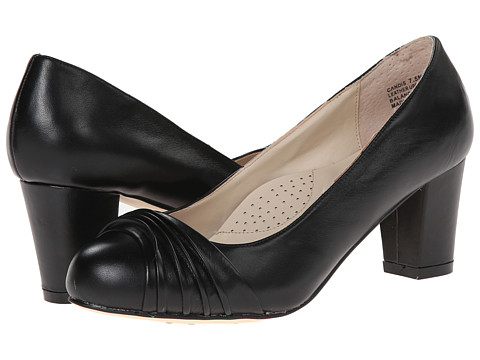 Fitzwell - Candis (Black Burnished Leather) Women