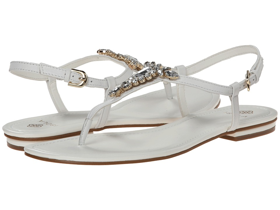 Isola - Medina (White) Women's Sandals