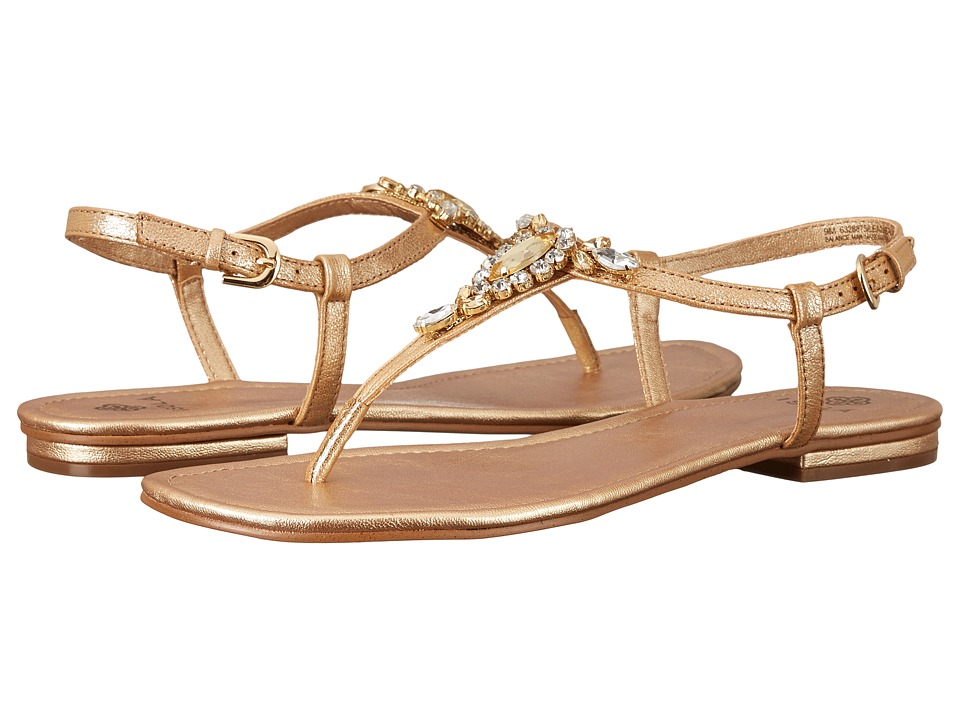 Isola - Medina (Gold Skin) Women's Sandals