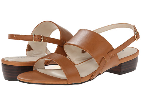 Fitzwell - Most (Camel Burnished Leather) Women's Sandals