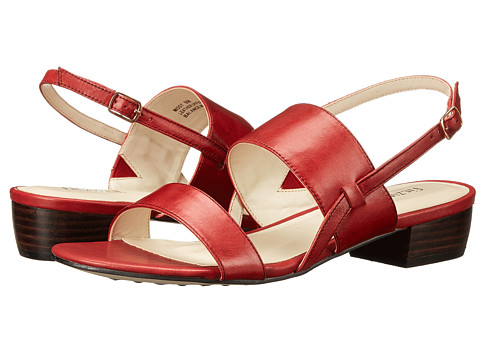 Fitzwell - Most (Red Burnished Leather) Women