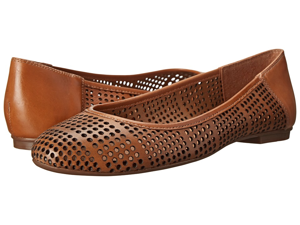 French Sole - Naru (Cognac Leather) Women