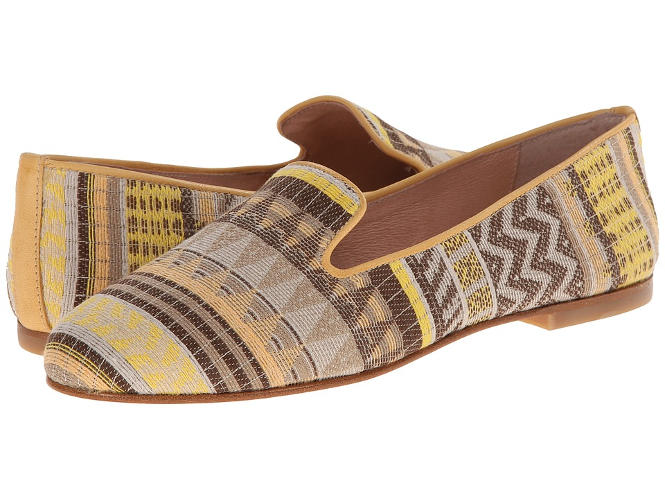French Sole Motif (Vanilla Fabric) Women